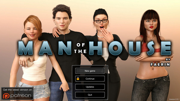 Man of the House (InProgress) Update Ver.0.6.5