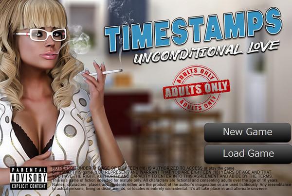 Timestamps, Unconditional Love (InProgress) Update Ver.003