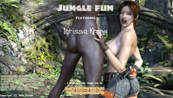 Vik3DX – Jungle Fun