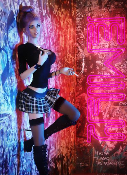 Miki3DX – Emily