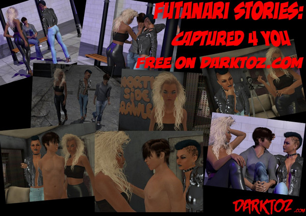 Futanari Stories - Captured 4 You Ver.1.0