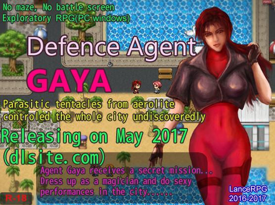Defence Agent Gaya (Eng)