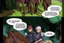 Gabe – Tales of Beatrix – Knight and Mare