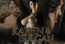Jared999D – Karen and Bulgan the Impaler Vol 1-2