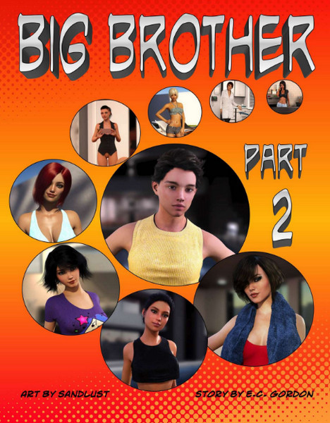 Sandlust – Big Brother 2-3