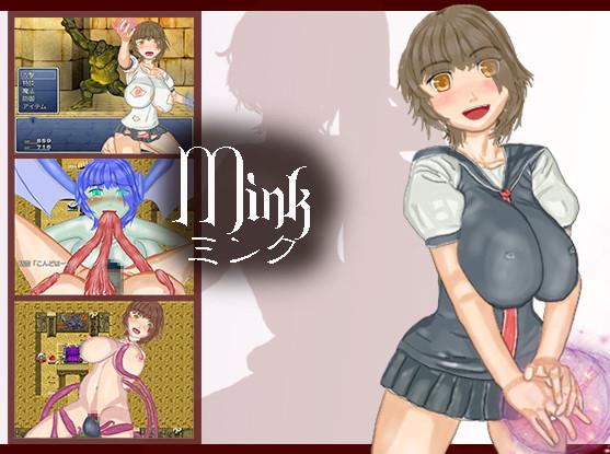 Mink - Makai magical girl / ミンク-魔界の魔法少女ー