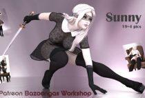 Bazoongas Workshop - Sunny
