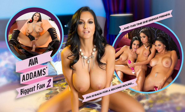 Ava Addams' Biggest Fan - Part 2