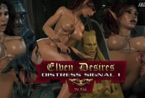 X3Z – Elven Desires – Distress Signal