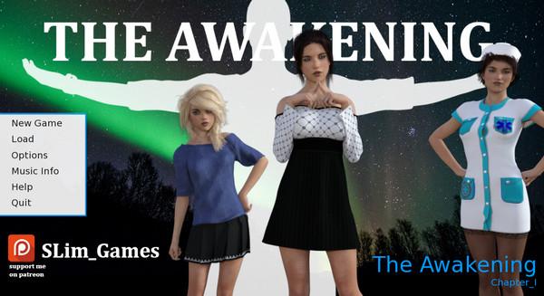 The Awakening (InProgress) Chapter 1