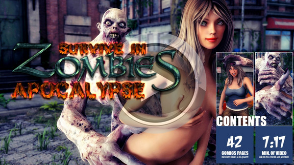 Taboo3DMovies – Survive In Zombies Apocalypse