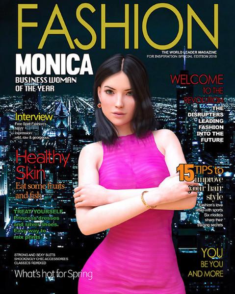 Fashion Business: Monica's adventures - Episode 1