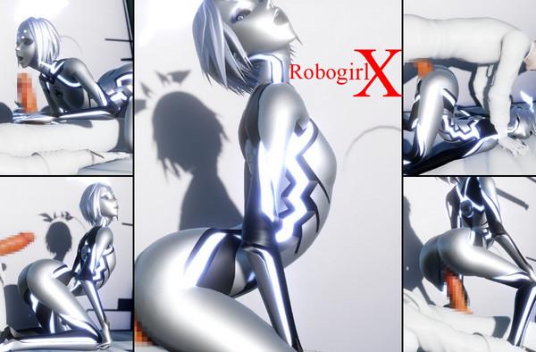 Maxgiesora - RobogirlX