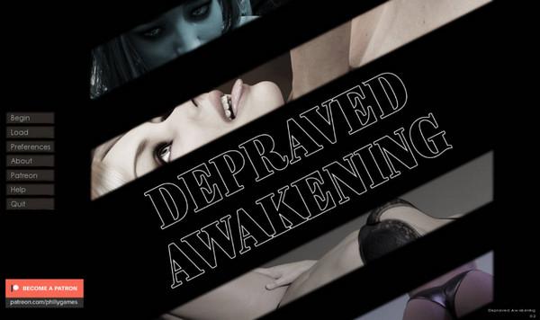 Depraved Awakening (InProgress) Update Ver.0.9