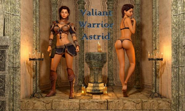 Valiant Warrior Astrid (InProgress) Ver.0.4