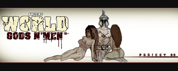 Ancient World: Gods and Men Ver.1.5d
