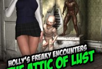 Supafly – Holly's Freaky Encounters – The Attic of Lust