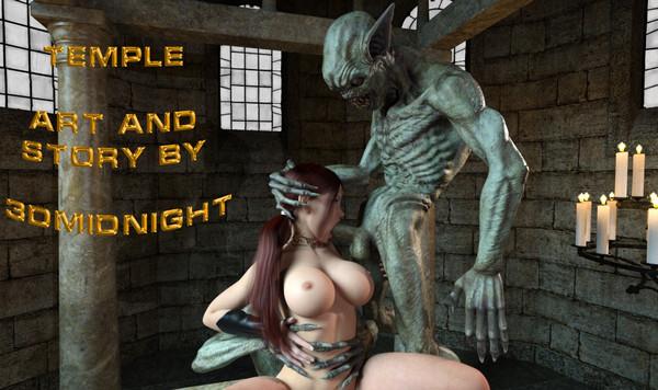 3DMidnight - Temple