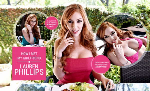 How I met my Girlfriend Lauren Phillips