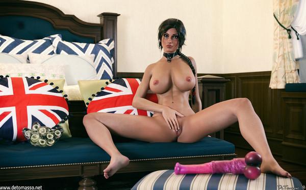 Detomasso – British Anal Sluts Vol. 1