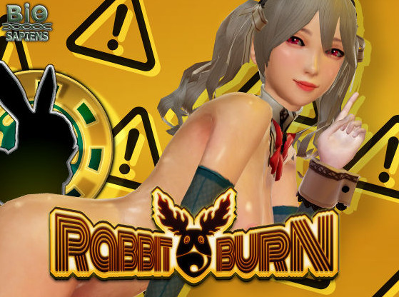 Rabbit Burn (Eng)