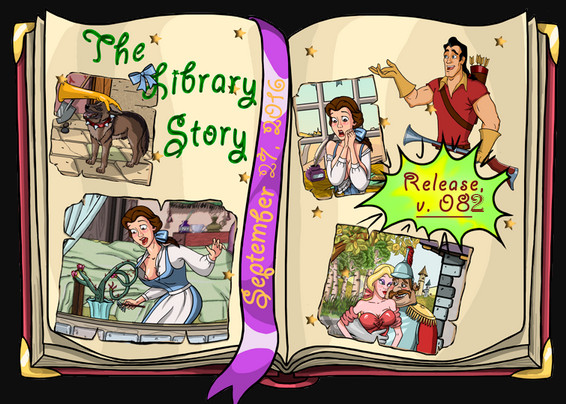 Library story (Update) Ver.0.93
