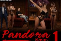 Sexy3DComics - Pandora: Episode One