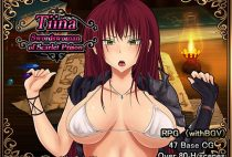 Tiina, Swordswoman of Scarlet Prison (Eng)