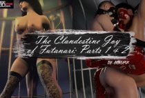 Antropox - The Clandestine Joy of Futanari 1-2