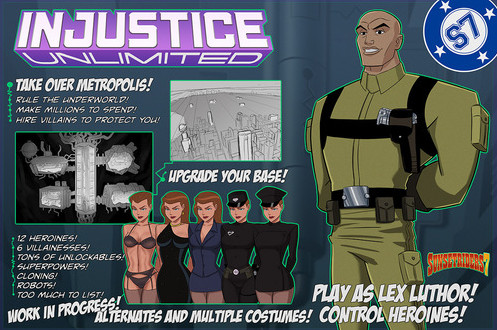 Something Unlimited / Injustice Unlimited (Update) Ver.2.1.888