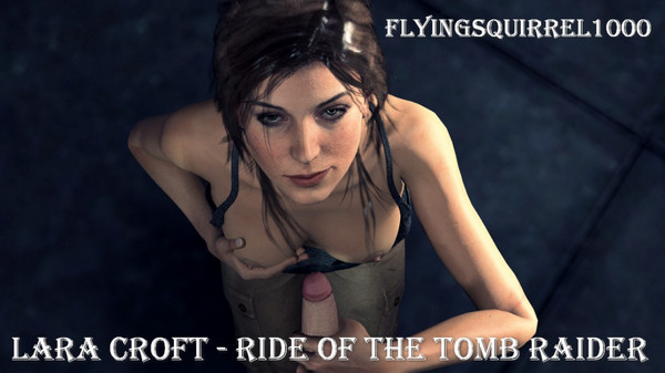 Lara Croft - Ride of the Tomb Raider