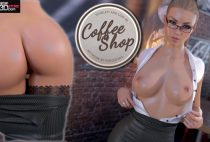 Forged3DX - Coffee Shop