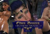 X3Z - Elven Desires - Distress Signal 3