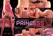TheDude3dx - Lust Unleashed: Princess