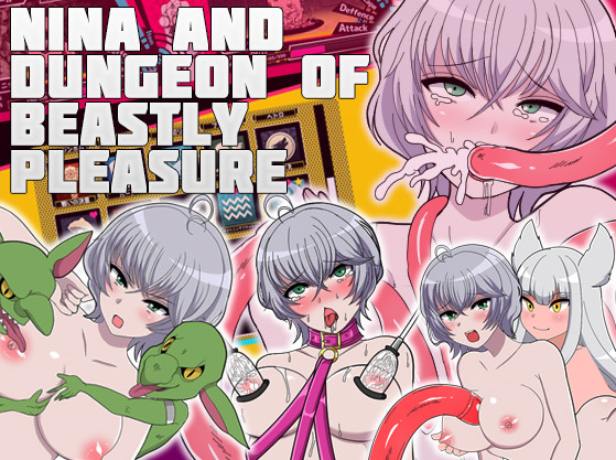 Nina and the Dungeon of Beastly Pleasure (Eng)