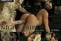 3DZen – Carina's Night Trips 2