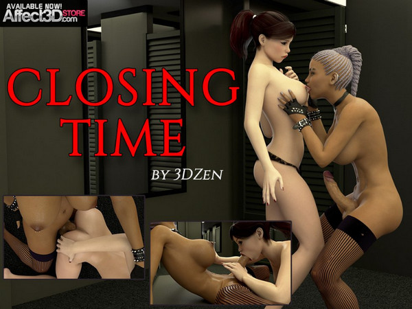 3DZen – Closing Time