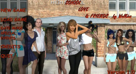 School, Love & Friends (Update) Ver.1.1