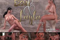 3DX851 – Ezmi & Layla