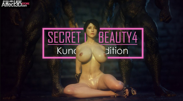 Secret of Beauty 4 Kunoichi Edition