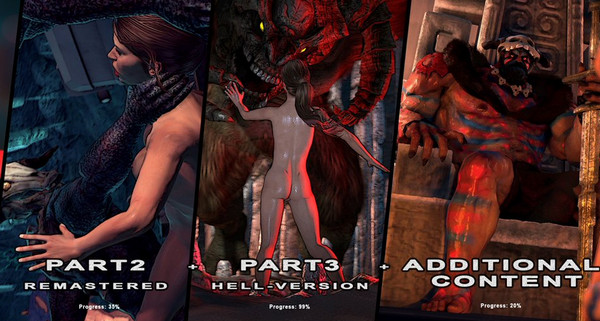 The Borders Of The Tomb Raider (Project-All-In-One) HappyEnding