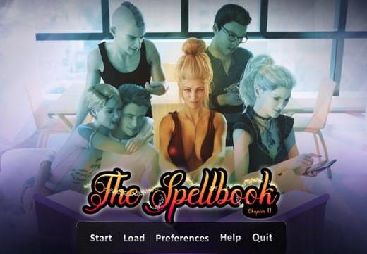 The Spellbook (InProgress) Ver.0.2.0.3