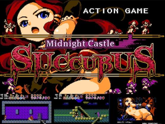 Midnight Castle Succubus