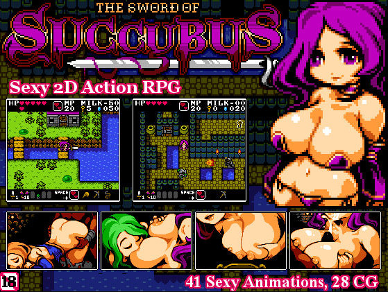 The Sword Of Succubus