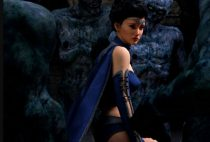 Hibbli3d - Sorceress Lori - Beyond Death