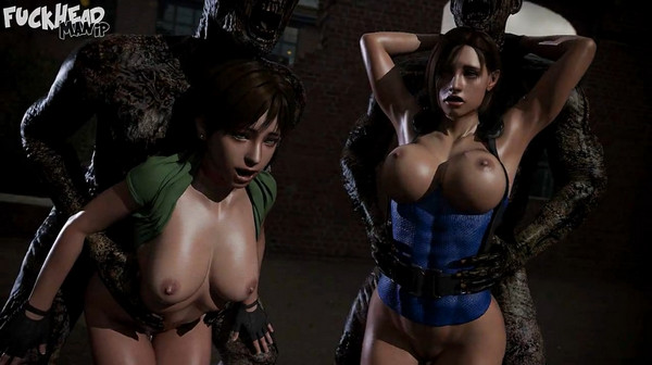 Rebecca Chambers ( Resident Evil ) assembly