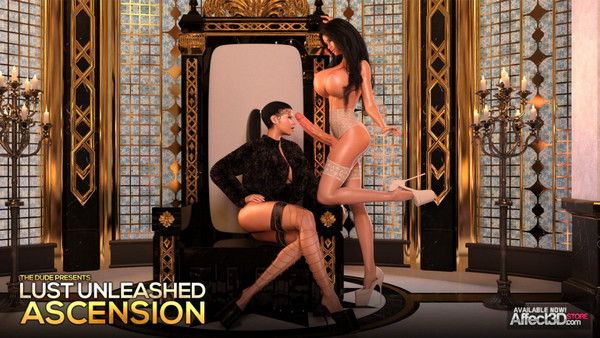 TheDude3dx - Lust Unleashed: Ascension Part 1