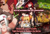 Treasure Chest Corps – Fight Demons to Restore the Barrier (Eng)
