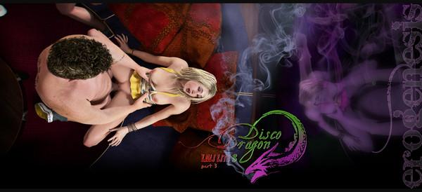 Erogenesis – Lali Lite 3 – The Disco Dragon 1-3