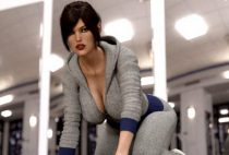 RedRobot3D – Cara Lox – Private Workout